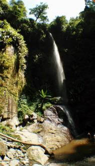 Themi Hills Waterfall